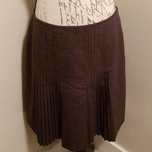 Women's Worthington Works Pleated Skirt 12